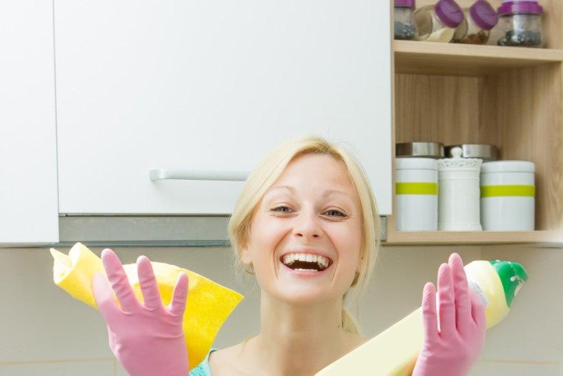 4 tavatut, kuid toimivat puhastusvahendit