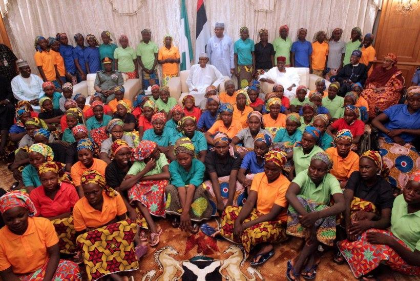 Nigeeria president Buhari sõitis Londonisse, et ravida avalikkuse eest saladuses hoitud haigust