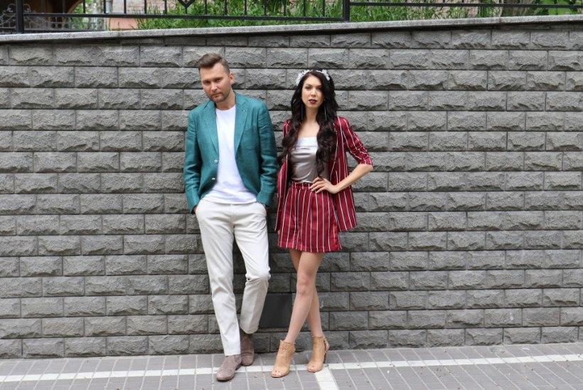 ÕHTULEHE VIDEO | Laura ja Koit Kiievis: Koit näeb pisipoega vaid öösiti, Laura jaoks on Eurovision enamat kui võistlus