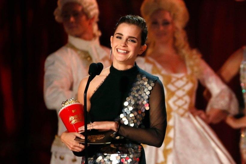 Emma Watson võitis ajaloolise tähtsusega auhinna