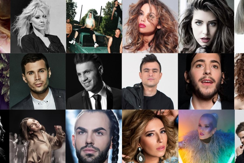 VAATA JA KUULA | Kes võtavad mõõtu Eurovisioni I poolfinaalis?