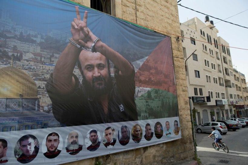 VIDEO | Palestiinlasest näljastreigi juht sõi oma kambris küpsiseid?