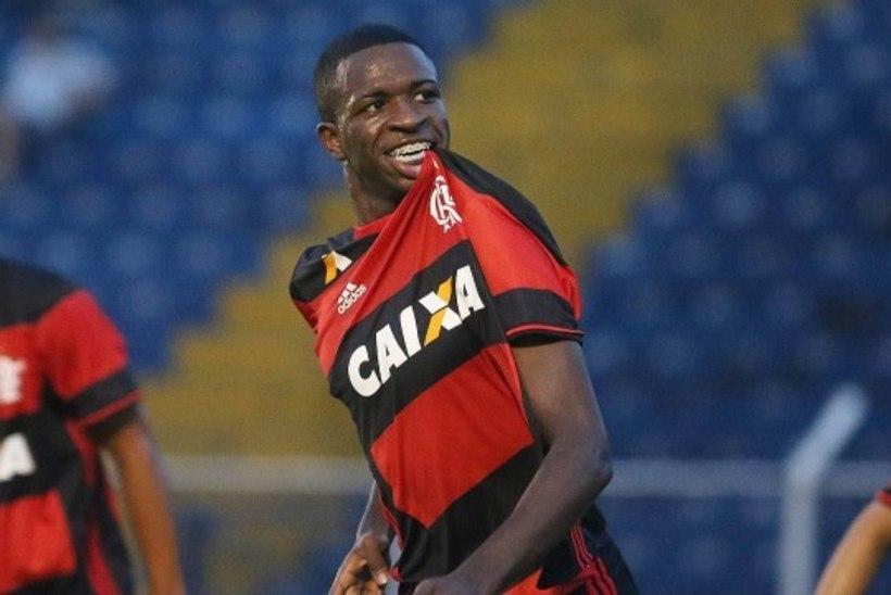 ULMESUMMA! Real on valmis maksma 16-aastase Brasiilia jalgpallipoisi eest 40 miljonit eurot