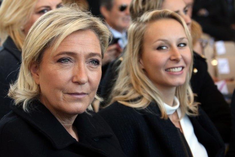 Mida teeb Marine Le Pen edasi?