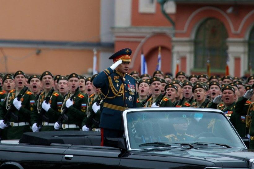 GALERII JA VIDEO   Moskvas peeti 9. mai paraadi