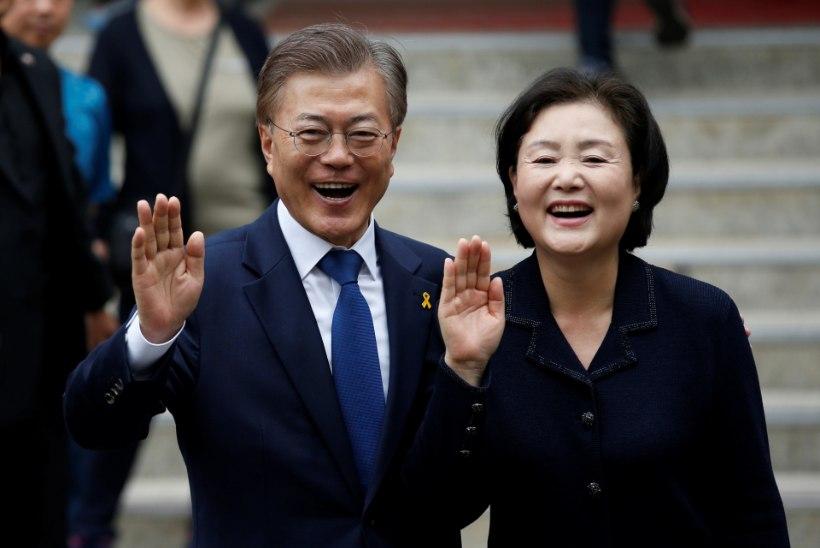 Lõuna-Korea valib uut presidenti
