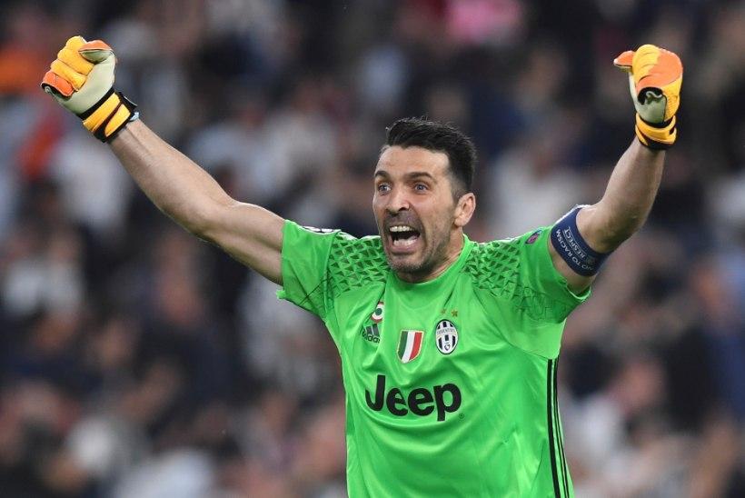 GALERII | Torino Juventus koduväljakul Monacole võimalust ei jätnud ning pääses Meistrite liiga finaali