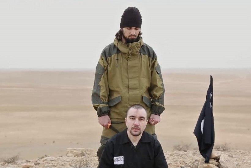 Islamiriik võttis Vene luureohvitseril pea maha