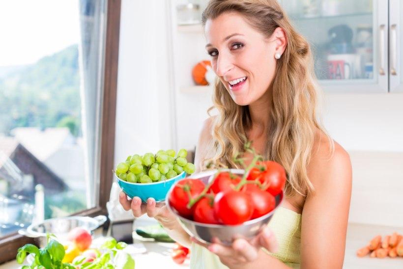 Kaheksa toitu, mida peaks sööma iga enda tervisest hooliv inimene