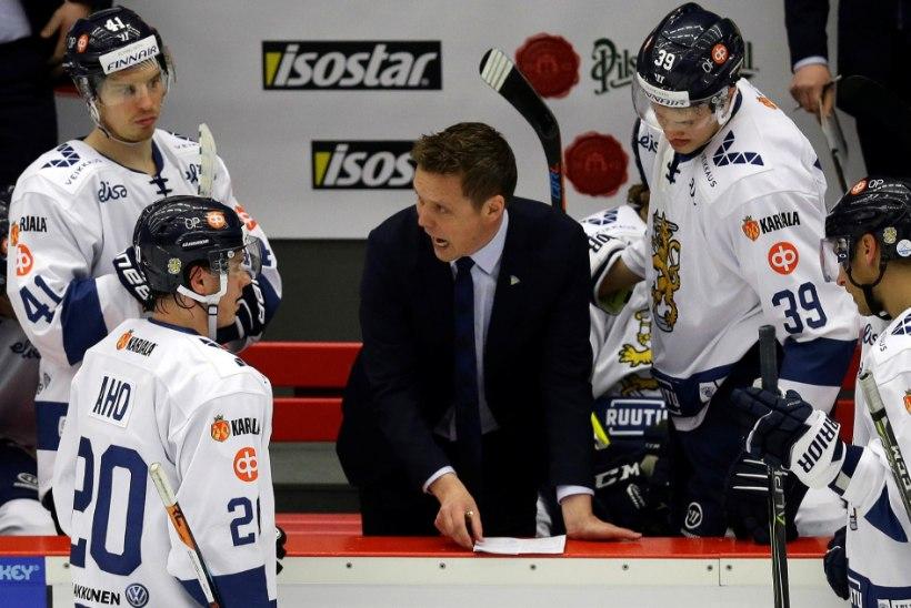 Kas ilmetu Soome hokikoondis suudab ajalooliselt kehvalt alanud MMilt veel midagi välja võluda?