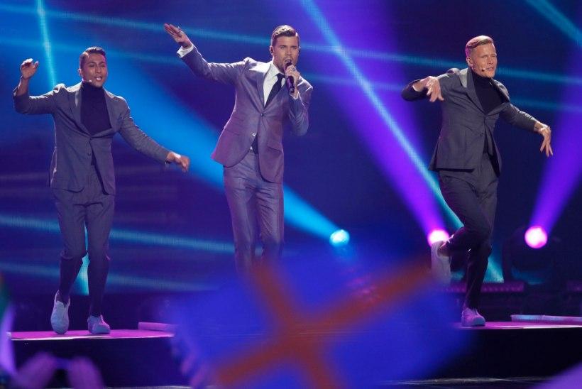 GALERII | PIKAD PATSID, HOBUNE JA KOSTÜÜMIDRAAMA: Eurovisioni I poolfinaal