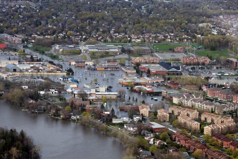 Kanada üleujutustes hukkus mees, tema 2aastane laps on siiani leidmata
