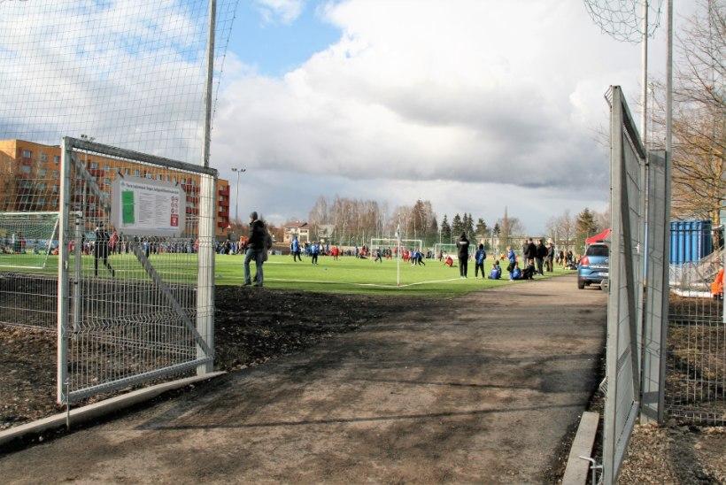 Tartu Sepa keskuse näide ehk avalik staadion peab olema kellegi südameasi