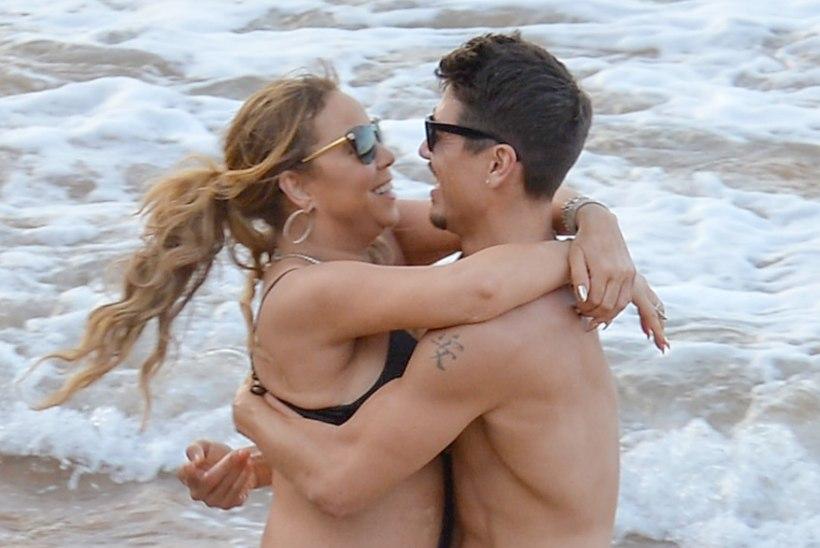 Armuõnn õitseb taas: Mariah Carey on oma toyboyga ära leppinud