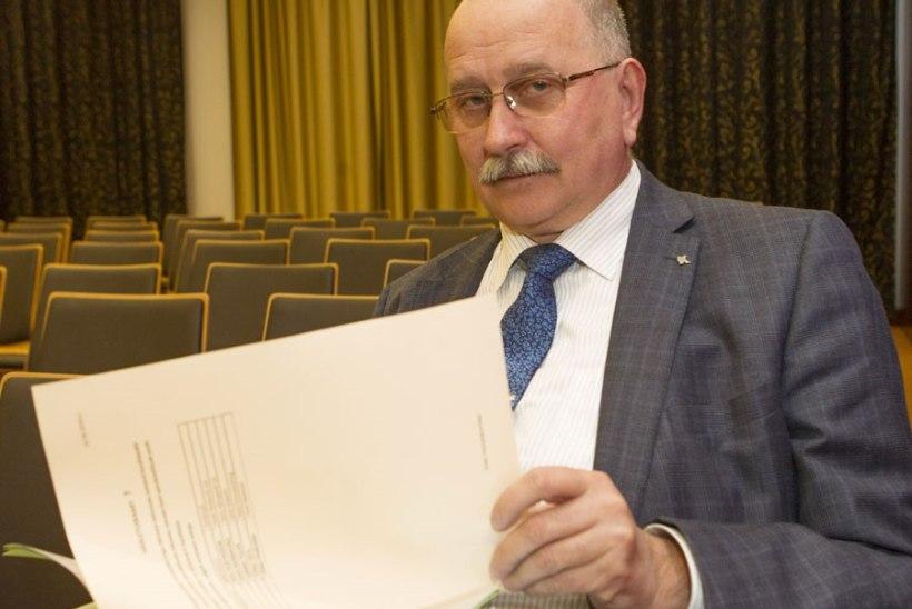 Tallinn kaebab edasi Reidi tee ehitusloa peatamise otsuse