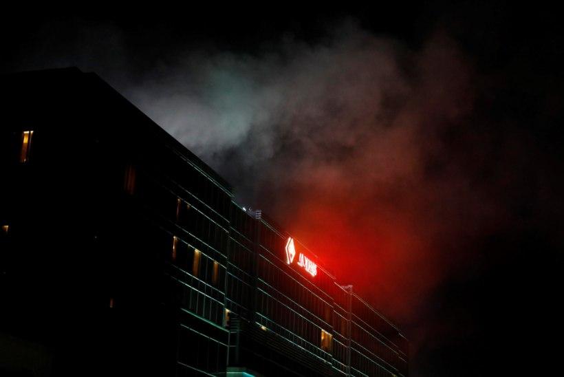 Manilas rünnati hotelli