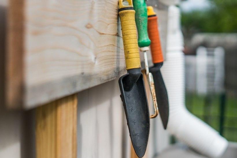 Imelihtne nipp: puhasta tööriistad roostest