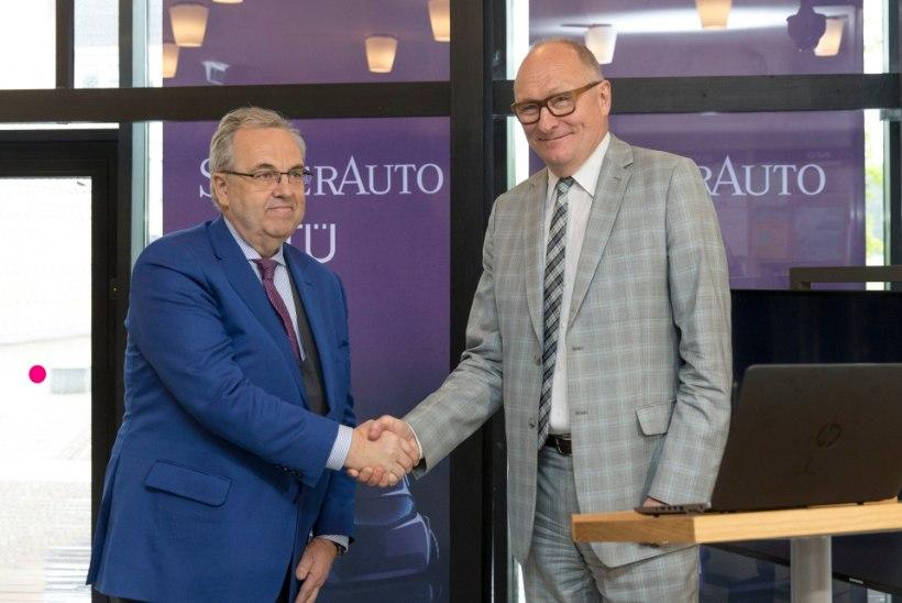 Eesti esimene oma isesõitja alustab juba tuleval suvel