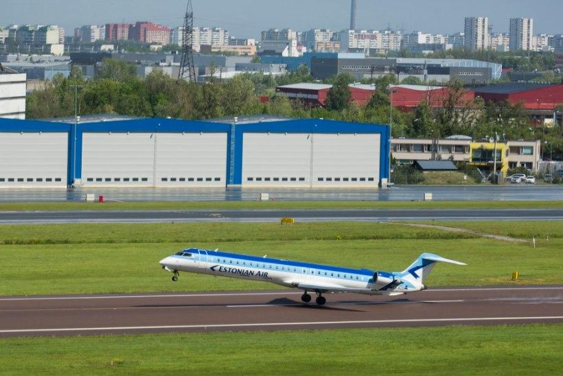 Endised Estonian Airi töötajad andsid Nordica koondamishüvitiste kättesaamiseks kohtusse