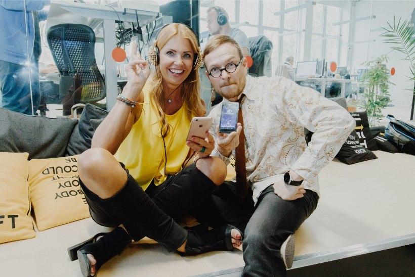 ÕHTULEHE VIDEO JA FOTOD | Start-upper ja telemees Jüri Muttika on varsti äpi-miljonär!