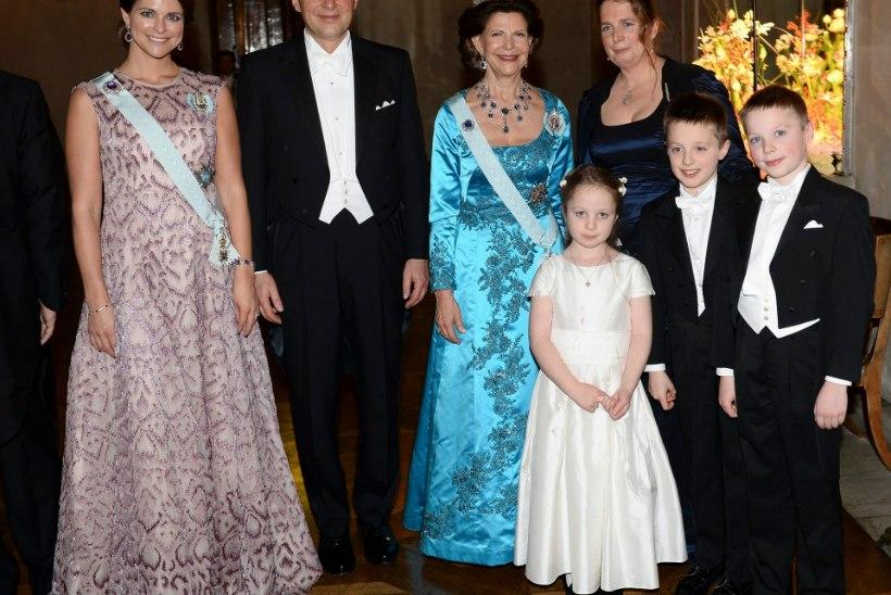 Rootsi printsess Madeleine tähistab täna juubelit