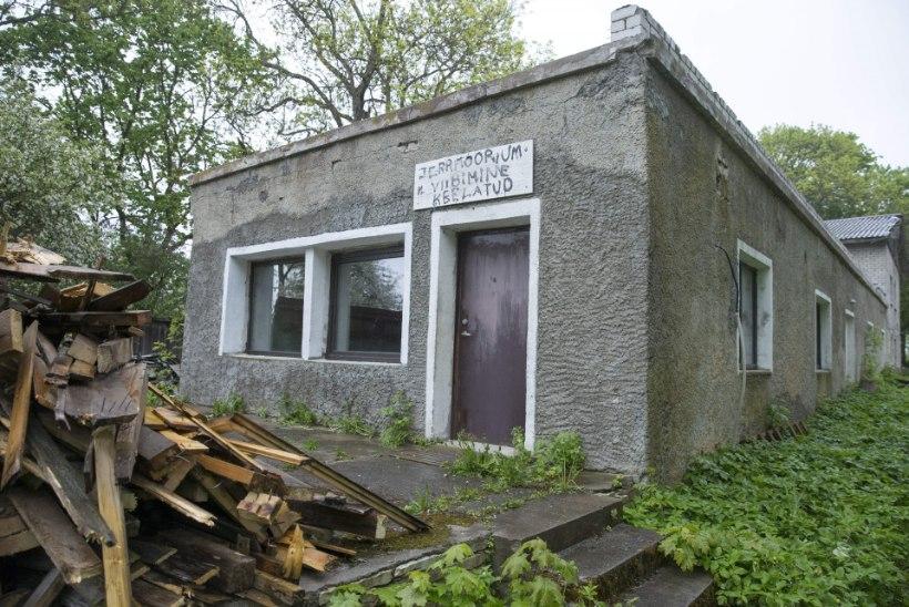 Leppimatud prouad käisid katuseta jäänud maja pärast aastaid kohut