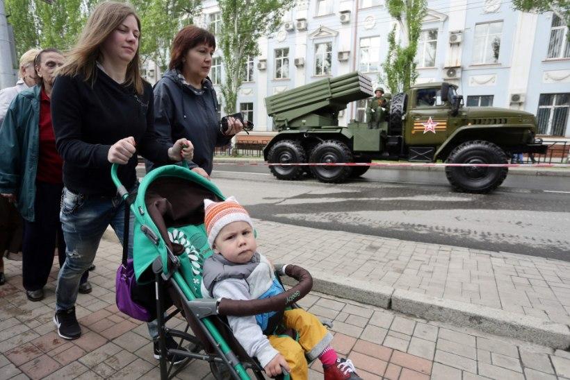 Ukrainas kisub kuumaks – lahingutegevus on jälle tugevnenud