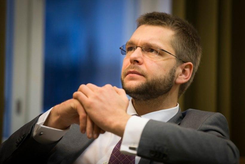 Ossinovski: tuleb vältida Reformierakonna naasmist