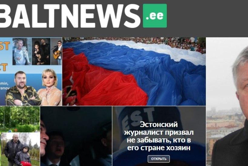 Propagandakanalid Eestis - kas ka tõsine inforelv?