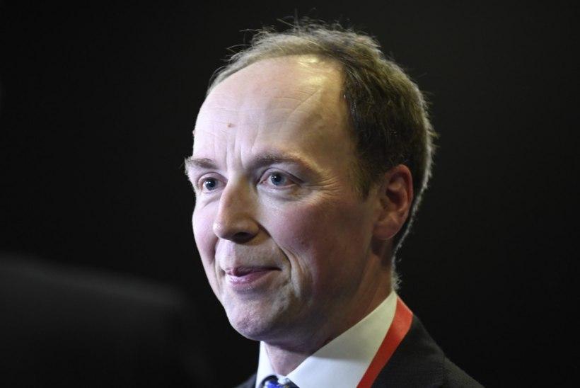 Põlissoomlaste uus juht Jussi Halla-aho: tean, et ma ei meeldi paljudele