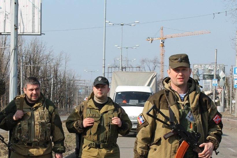 Separatistide eest sõdinud Eesti kodanik kohtu all