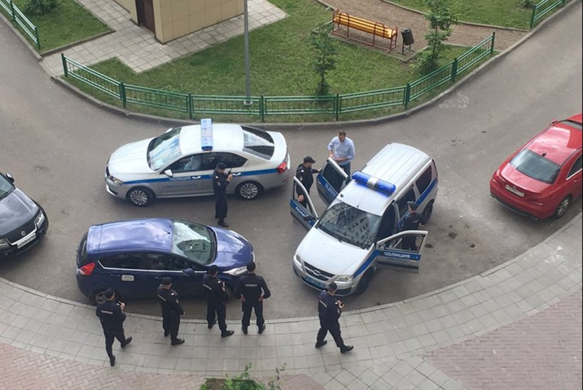Moskvas vahistati taas Kremli kriitik Aleksei Navalnõi