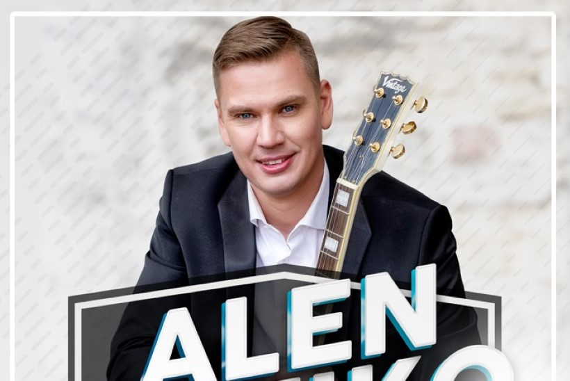 """Armastatud muusik Alen Veziko läheb suvel tuurile """"Lõpuks leidsin sind"""""""