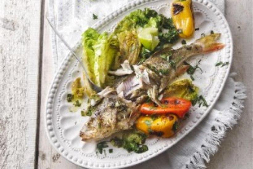Kuidas grillida kala?