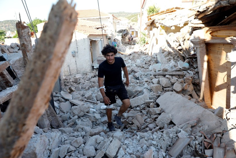FOTOD | Lääne-Türgit  ja Lesbose saart tabas tugev maavärin