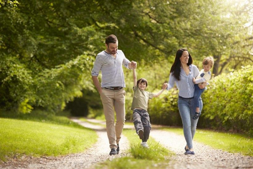 Vaid 15 minutit kõndimist päevas vähendab enneaegse surma riski