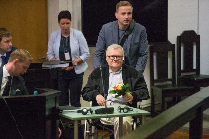 Keskerakond jätkab Savisaare toetamist kohtukulude kandmisel