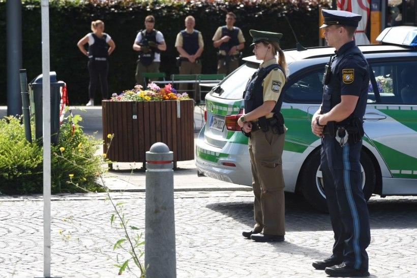 Pätt tulistas politseinikku pähe