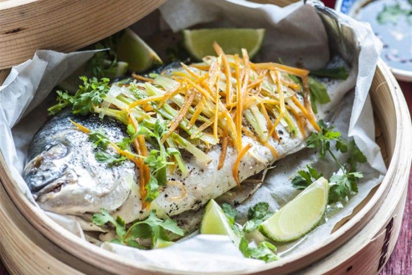 Aurutatud kala vietnamipäraselt
