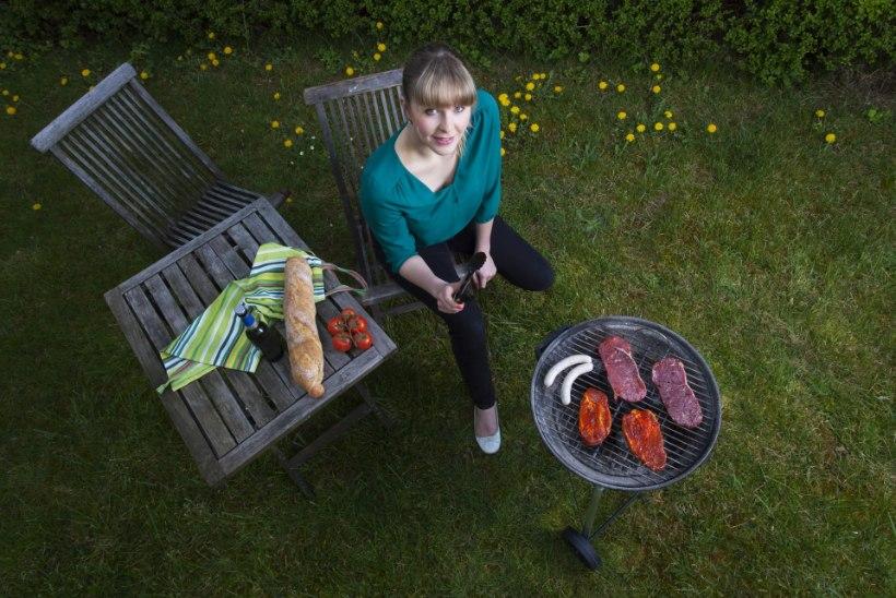 Ettevaatust! Suvisel grillhooajal võivad sapikivid endast märku anda