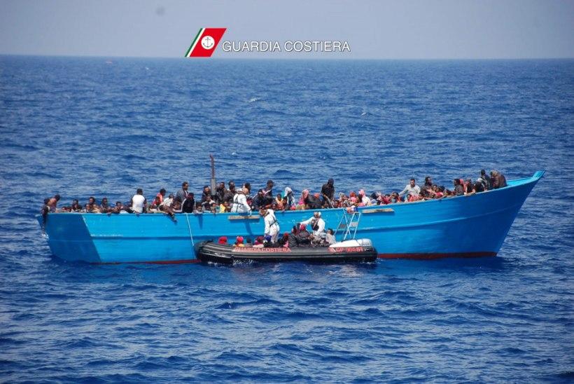 Itaaliasse on jõudnud 62 000 põgenikku