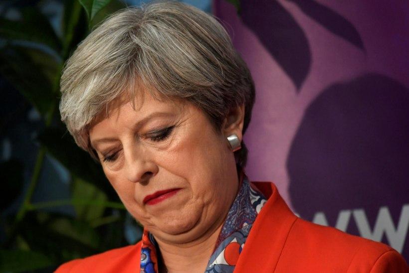 NOKK LAHTI, SABA KINNI: Briti peaminister otsib pärast parlamendivalimisi liitlasi