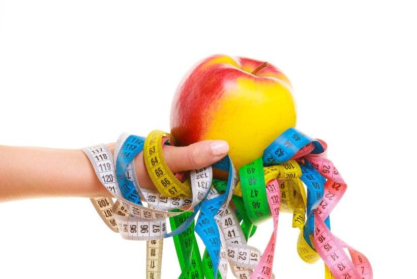 Kolm dieediviga, mis kaalu alandamise asemel kergitavad seda