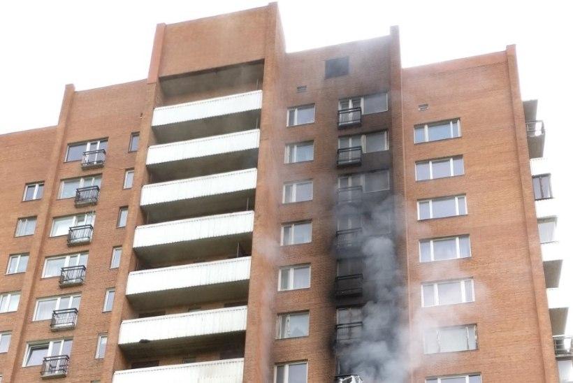 Kõrghoonete elanikud ei teadvusta, millisesse ohtu nad naabrid seavad