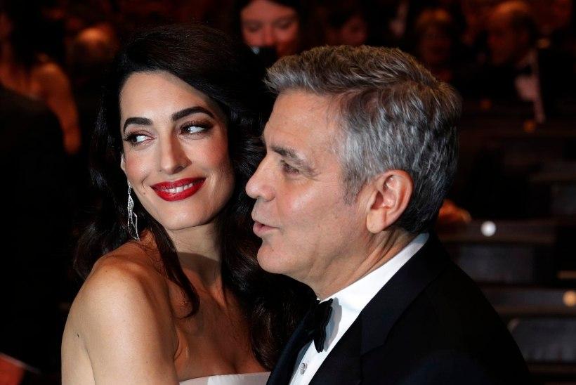 Clooney maksis sünnituse eest kuninglikus haiglas 135 000 eurot?!