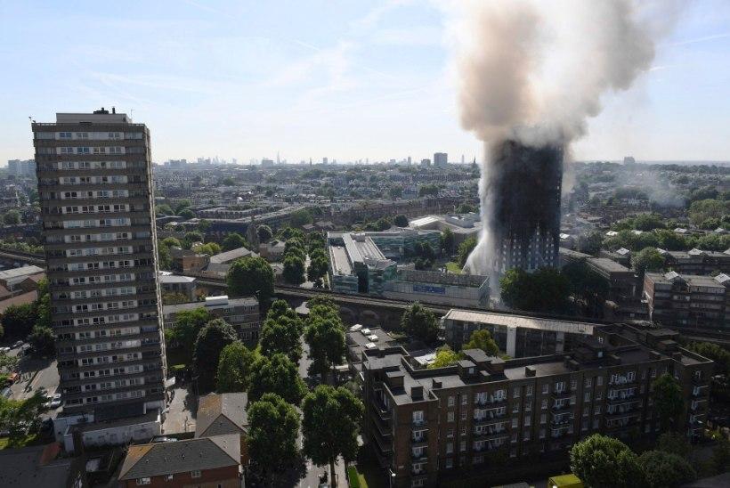 Londoni korrusmaja tulekahjuohvrid: meie eelnevalt tehtud pöördumised läksid kurtidele kõrvadele
