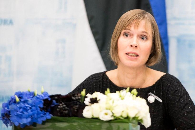 President Kaljulaidi pöördumine juuniküüditamise aastapäeval