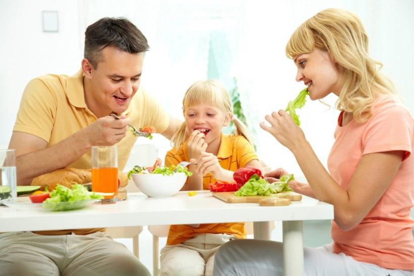 LASTEARST TULETAB MEELDE: veganlus ei sobi lastele