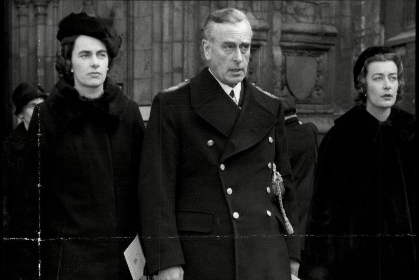 Suri prints Philipi nõbu, kes oli üle elanud määratu tragöödia