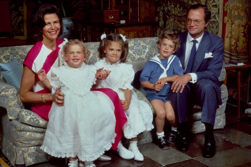 KUNINGLIK TAASKASUTUS: kroonprintsess Victoria kannab ema vanu kleite!